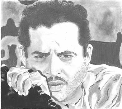 Actor Gurudutt by Vishal Chavan