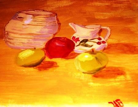 Adam's Apples by Helena Bebirian