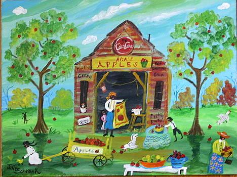 Ada's Apples by Julie Schronk