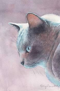 Addie Bleu by Kathy Nesseth