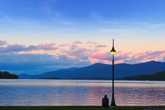 Adirondack Solitude by Linda Ouellette