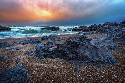 Adobe Sunset by Chris Steele