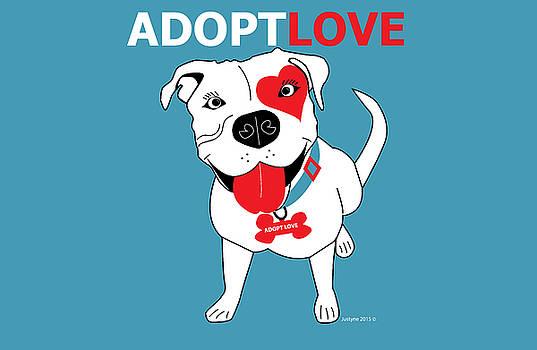 Adopt Love by Justyne Moore