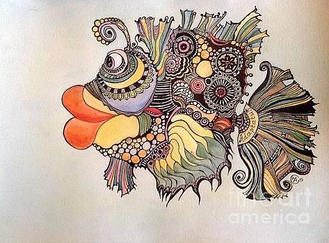 Adaptatus The Fish by Iya Carson