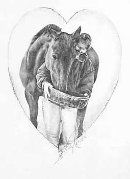 Adrienne's Heart by Judith Angell Meyer