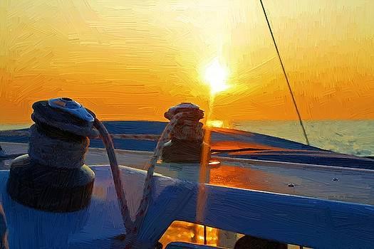 Adrift by John Ellis