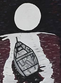 Adrift by Jonathon Hansen