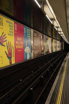 Ads Underground by Melissa Lane