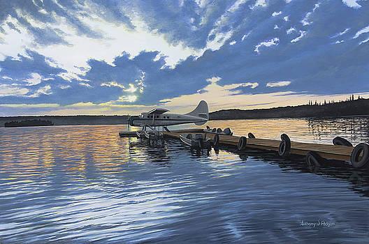 Adventure Awaits by Anthony J Padgett