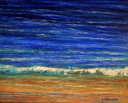 Aegean Coast by Dimitra Papageorgiou