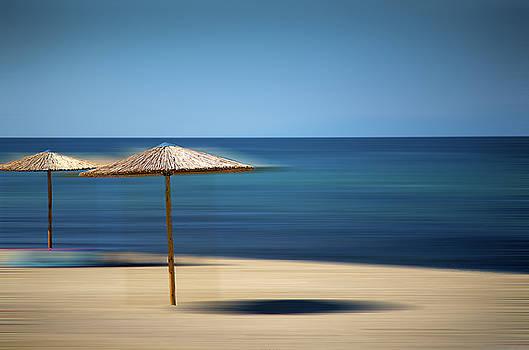 Aegean Sea by Milena Ilieva