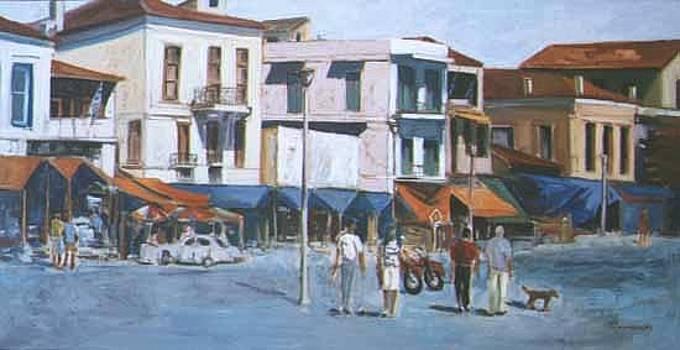 Aegina by George Siaba