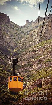 Aeri de Montserrat by RicharD Murphy