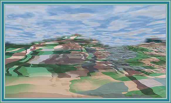 Aerial OzFrancisco by Eric Wahl