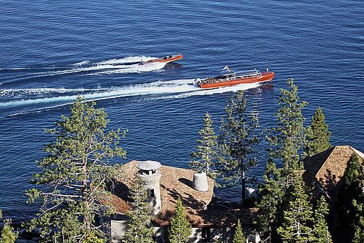 Steven Lapkin - Lake Tahoe Thunderbird Lodge