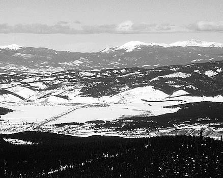 Winter Park, Colorado by Kimberly Blom-Roemer
