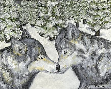 Affection in the Wild by Tanna Lee M Wells