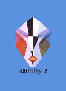 Affinity 2 text by Michael Bellon