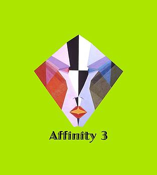 Affinity 3 text by Michael Bellon
