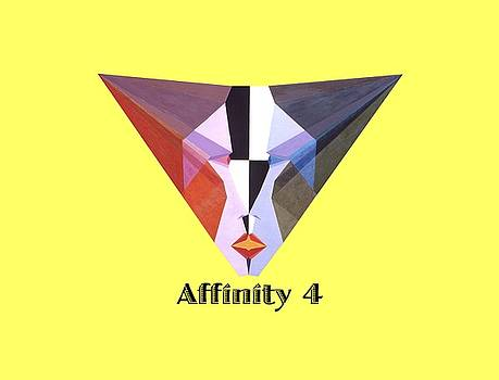 Affinity 4 text by Michael Bellon
