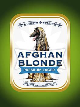 John LaFree - Afghan Blonde Premium Lager