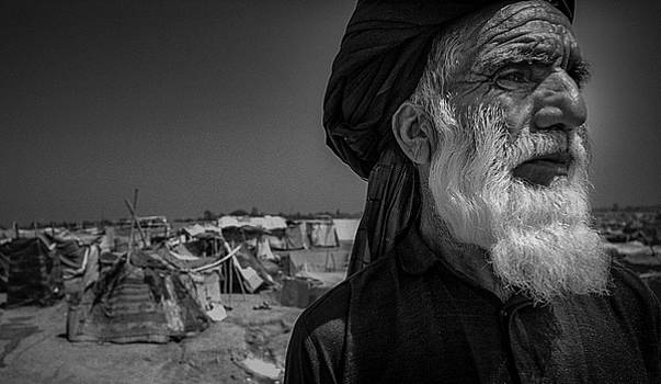 Afghan Tribal Leader by David Longstreath