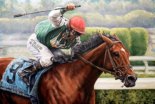 Afleet Alex by Thomas Allen Pauly
