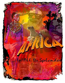 Africa in all it by William R Clegg