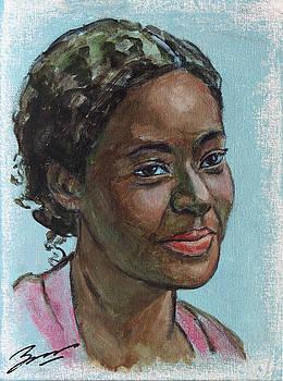 African American 11 by Xueling Zou