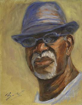African American 4 by Xueling Zou