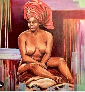 African beauty by Ida Yavari