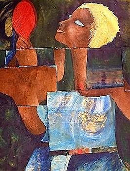 African Blonde by Veroniccah Muwonge