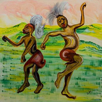 African Dance by Emma Kinani