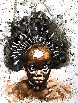 African by Ferah Wand