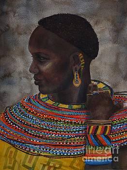 African Maasai by Natalia Chaplin