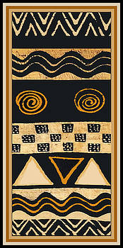 African Memories by Vagabond Folk Art - Virginia Vivier