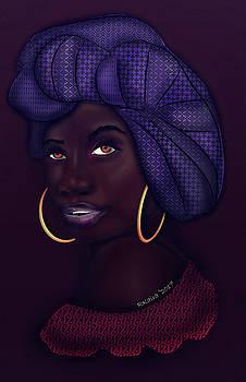 African Queen by Robina Kaira