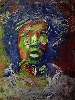 Afro Blue by Enriqueto Sabio