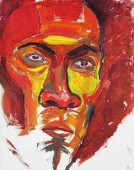 Afro by Shungaboy X