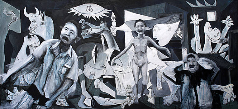 After Guernica by Michelle Barone