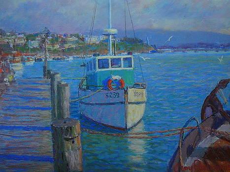 Terry Perham - After Rain Riverton