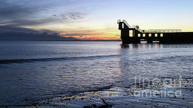 After Sunset Blackrock 1 by Peter Skelton