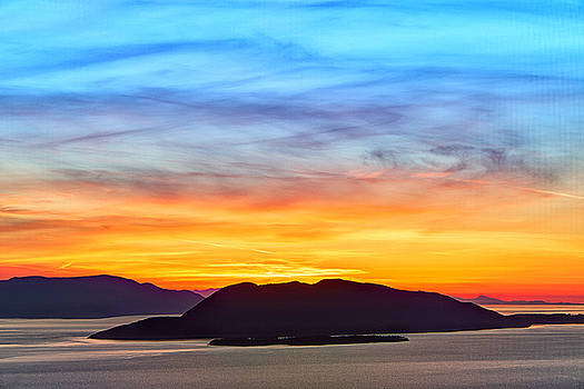 After Sunset by David Williams