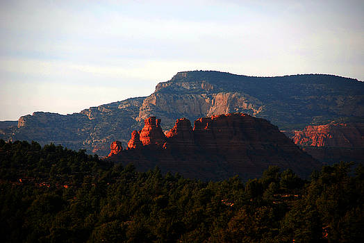 Susanne Van Hulst - After sunset in Sedona