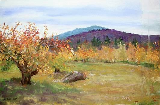 After the Harvest  by Linda Dessaint