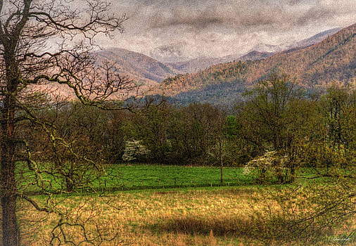 After the Spring Rain by Rebecca Hiatt