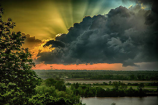 After the Storm by Allen Ahner