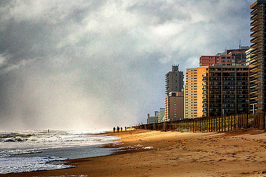 Bill Swartwout Fine Art Photography - After the Storm at Condo Row