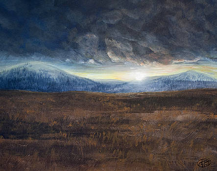 After the Storm - Cool Tone by Jessica Tookey