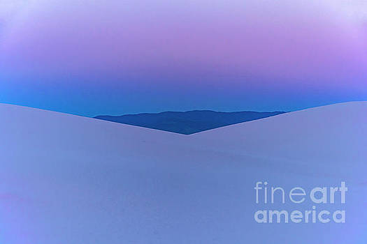 Bob Phillips - Afterglow at White Sands